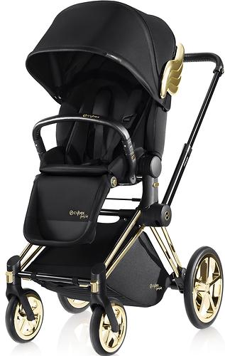 Коляска Cybex Priam by Jeremy Scott Wings black (10)