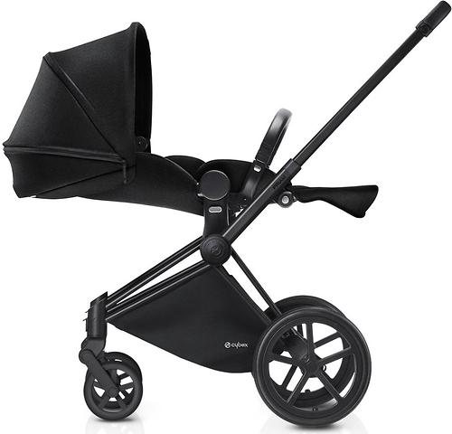 Коляска Cybex Priam by Jeremy Scott Wings black (12)