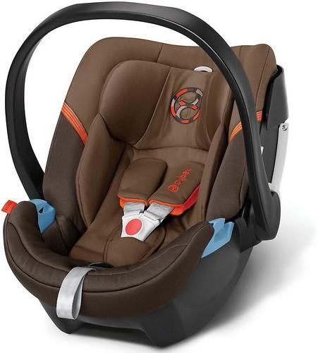 Автокресло Cybex Aton 4 Coffee Bean (6)