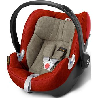 Автокресло Cybex Cloud Q Plus Autumn Gold - Minim