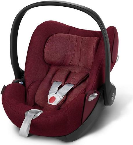 Автокресло Cybex Cloud Q Plus Infra Red (7)