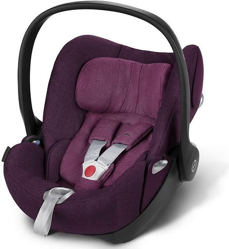 Автокресло Cybex Cloud Q Plus Mystic Pink (7)