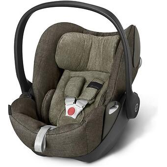 Автокресло Cybex Cloud Q Plus Olive Khaki - Minim