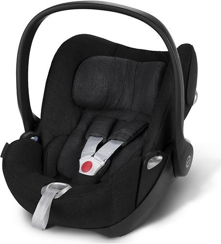 Автокресло Cybex Cloud Q Plus Stardust Black (7)