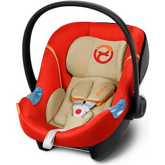 Автокресло Cybex Aton M Autumn Gold - Minim