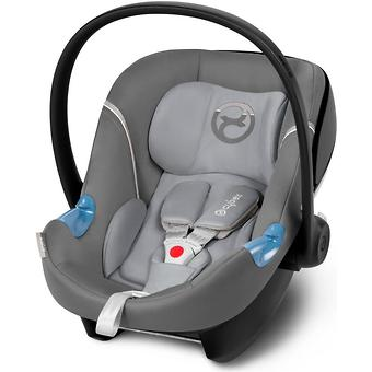 Автокресло Cybex Aton M+ Base Manhattan Grey - Minim