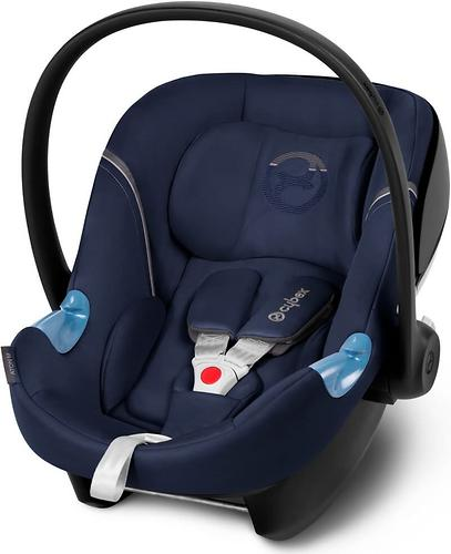 Автокресло Cybex Aton M Midnight Blue (10)