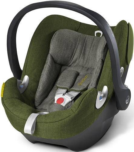 Автокресло Cybex Aton Q Plus Cypress (6)