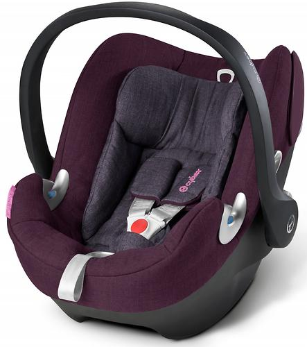 Автокресло Cybex Aton Q Plus Lollipop (6)