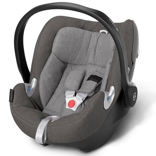 Автокресло Cybex Aton Q Plus Manhattan Grey (6)