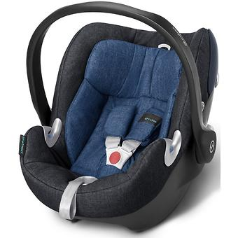 Автокресло Cybex Aton Q Plus True Blue - Minim
