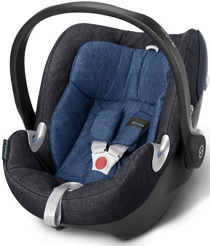 Автокресло Cybex Aton Q Plus True Blue (6)
