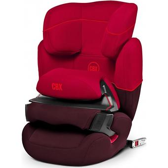 Автокресло Cybex Aura-Fix Rumba Red - Minim