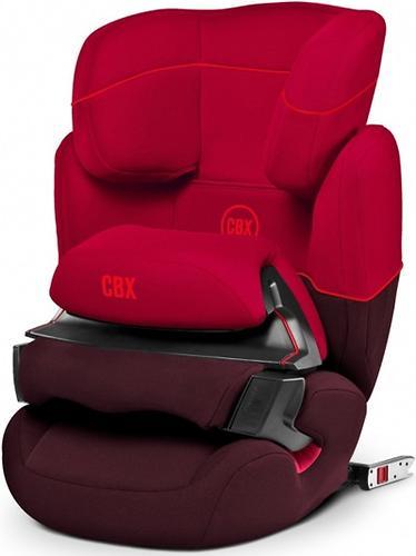 Автокресло Cybex Aura-Fix Rumba Red (8)