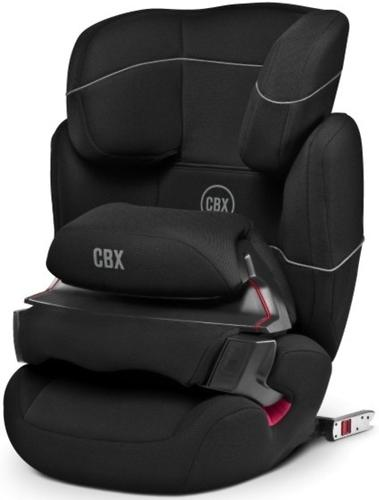 Автокресло Cybex Aura-Fix Pure Black (8)