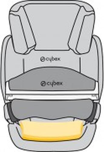 Автокресло Cybex Aura-Fix Purple Rain (11)