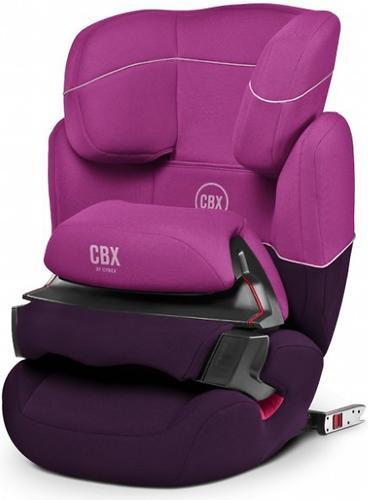 Автокресло Cybex Aura-Fix Purple Rain (8)