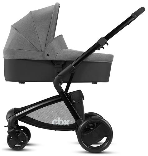 Коляска 2в1 CBX by Cybex Bimisi Pure Comfy Grey (8)