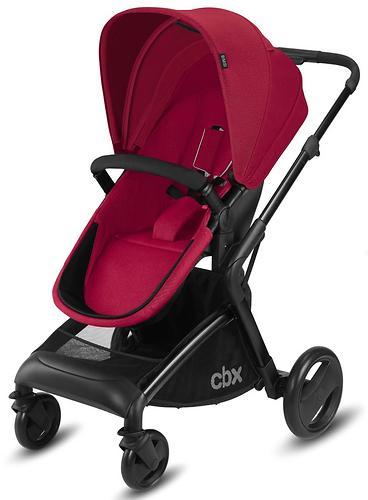 Коляска 2в1 Cybex CBX Bimisi Pure Crunchy Red (7)