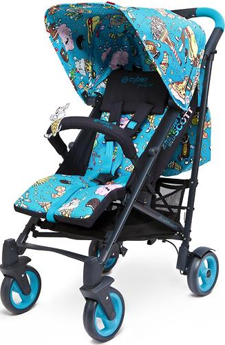 Коляска Cybex Callisto Jeremy Scott Multicolour (7)