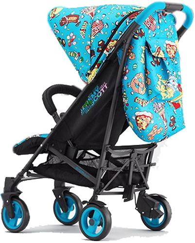 Коляска Cybex Callisto Jeremy Scott Multicolour (8)