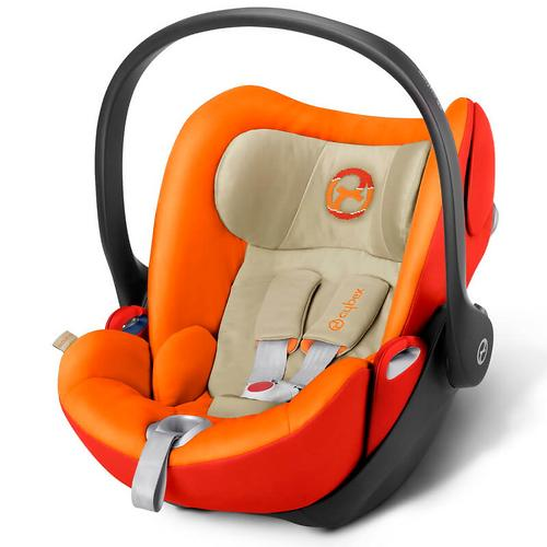Автокресло Cybex Cloud Q Autumn Gold (3)