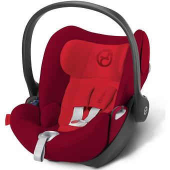 Автокресло Cybex Cloud Q Mars Red - Minim
