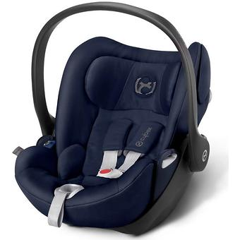 Автокресло Cybex Cloud Q Midnight Blue - Minim