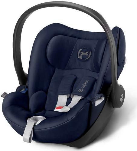 Автокресло Cybex Cloud Q Midnight Blue (3)
