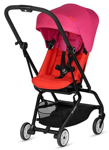 Коляска Cybex Eezy S Twist Fancy Pink (8)