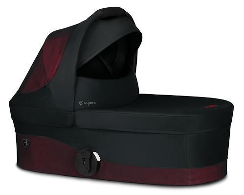 Спальный блок Cybex Carry Cot S FE Ferrari Victory Black (4)