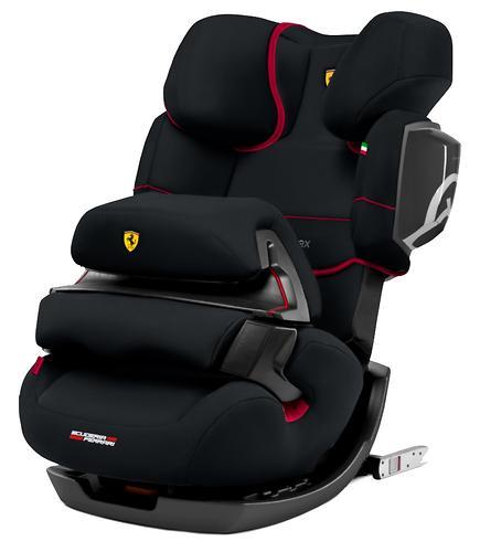 Автокресло Cybex Pallas 2-Fix FE Ferrari Victory Black (10)