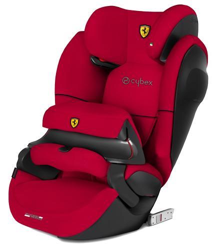 Автокресло Cybex Pallas M-Fix SL FE Ferrari Racing Red (1)