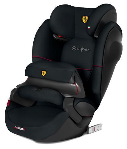 Автокресло Cybex Pallas M-Fix SL FE Ferrari Victory Black (1)