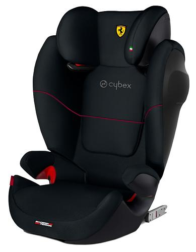 Автокресло Cybex Solution M-Fix SL FE Ferrari Victory Black (3)