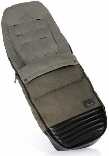 Накидка для ног для коляски Cybex Priam Olive Khaki (1)