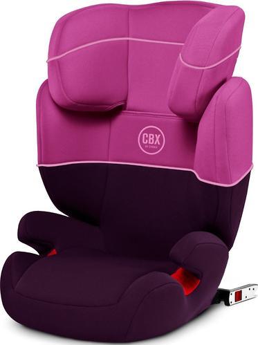 Автокресло Cybex Free-Fix Purple Rain (10)