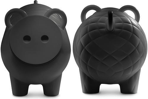 Свинка для хранения игрушек Wanders Hausschwein Black (10)