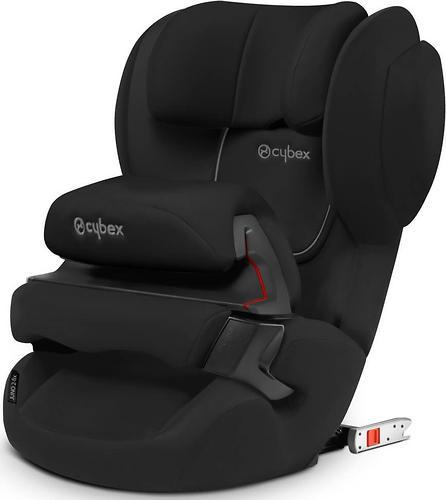 Автокресло Cybex Juno 2-Fix Pure Black (10)