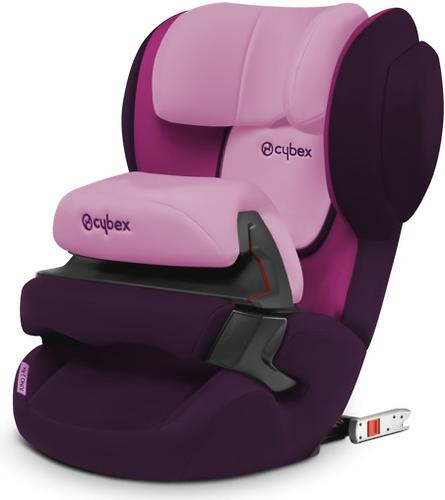 Автокресло Cybex Juno 2-Fix Purple Rain (10)