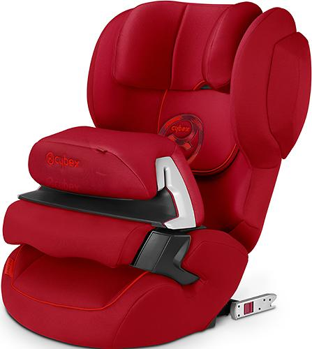 Автокресло Cybex Juno 2-Fix Hot Spicy (8)