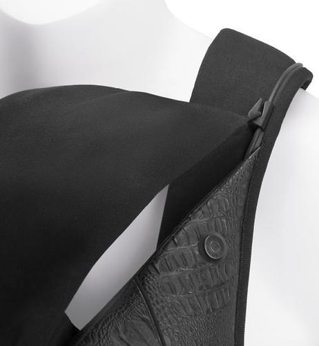 Кенгуру-переноска Cybex Yemaya Leather Stardust Black (10)