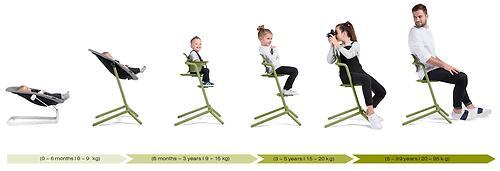 Модуль к стульчику Cybex Lemo Baby Set Infinity Black (14)