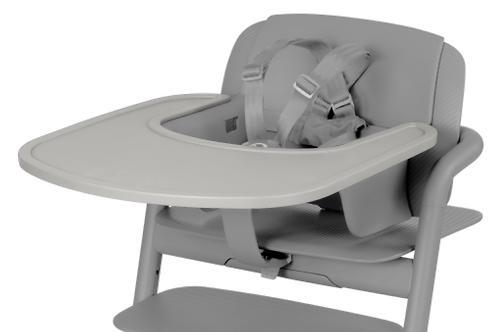 Столик к стульчику Cybex Lemo Tray Storm Grey (6)