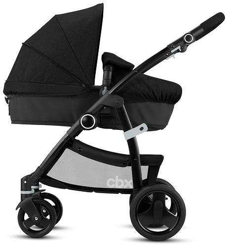 Коляска-трансформер CBX by Cybex Leotie Flex Smoky Anthracite (8)