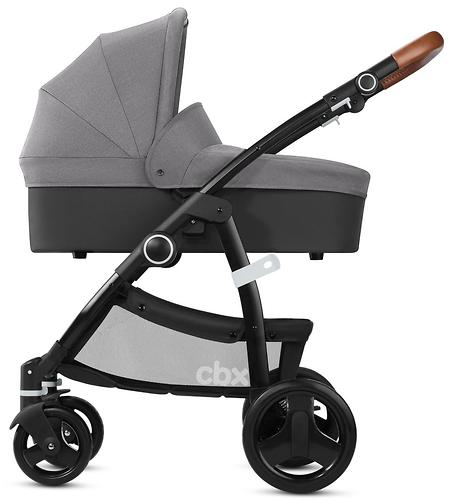 Коляска 2в1 CBX by Cybex Leotie Lux Comfy Grey (8)