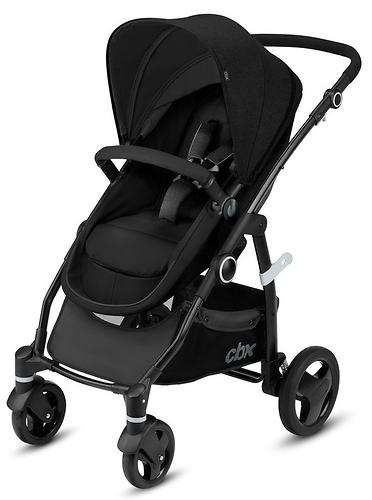 Коляска-трансформер CBX by Cybex Leotie Flex Smoky Anthracite (7)