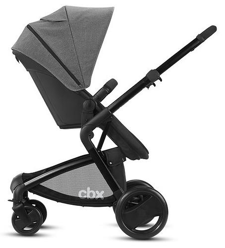 Коляска 2в1 CBX by Cybex Bimisi Pure Comfy Grey (9)