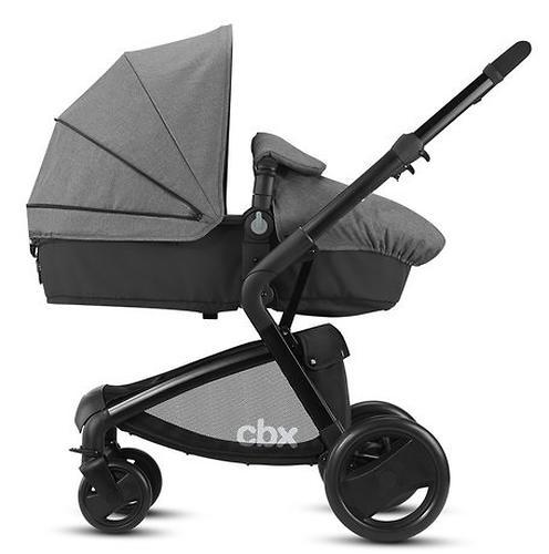 Коляска-трансформер 2в1 CBX by Cybex Bimisi Flex Comfy Grey (11)