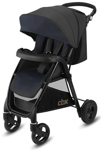 Коляска CBX by Cybex Misu Air Jeansy Blue (10)